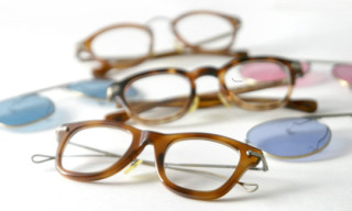 OLIVER PEOPLES for TAKAHIROMIYASHITA TheSoloIst. Eyewear Collection