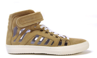 "Pierre Hardy ""Cut Out"" Sneakers Spring 2011"
