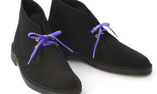 Radio Eva x Clarks Desert Boots