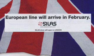 Silas Announces European Line & London Store
