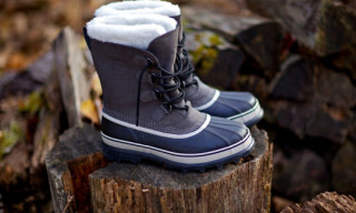 The Charcoal Sorel Caribou By Ronnie Fieg