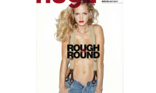 "Terry Richardson ""Tougher Than The Rest"" Editorial for HUGE Magazine"