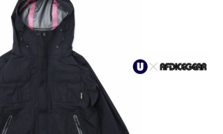Untold x AFDICEGEAR Gore-Tex Mountain Jacket