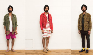 Unused Spring/Summer 2011 Lookbook