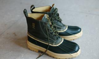 URSUS Bape Duck Boots Spring 2011