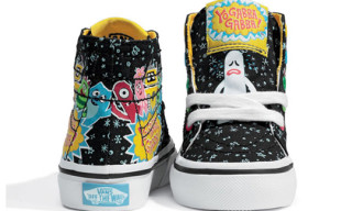 Vans Classic 'Yo Gabba Gabba' Collection Spring 2011