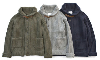 Victim Shawl Collar Cardigan