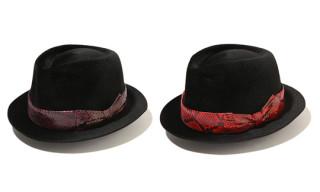 Wacko Maria x Blackflag Python Hats