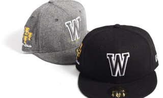 "Wish x New Era ""All State"" 59Fifty Fitted Caps"