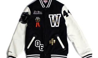 Wish x Mitchell & Ness Varsity Jacket