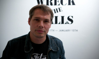 """""""Wreck The Walls"""" Exhibition at Sublimal Projects – Recap"""