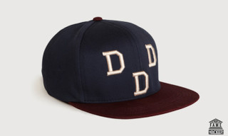 10.Deep x Hall Of Fame Triple D Snapback Cap