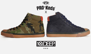 10.Deep x Pro-Keds – The Veteran Pack