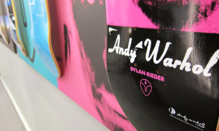 Alien Workshop x Andy Warhol Skate Decks Round 2