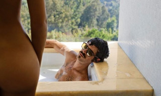 Video: Devendra Banhart for Oliver Peoples by Lisa Eisner