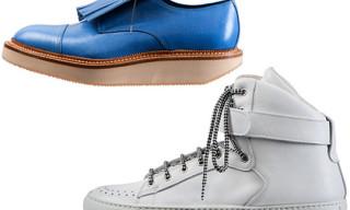 Giuliano Fujiwara Fall/Winter 2011 Footwear