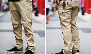 Hobahoba x Nipmuc Jeans Cycling Pants