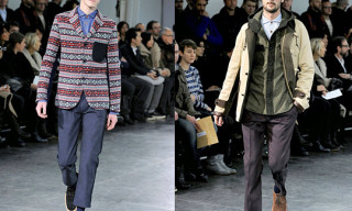 Junya Watanabe MAN Autumn/Winter 2011 Runway