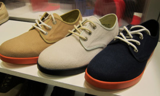 Keds x Mark McNairy Fall 2011