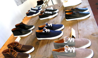 Mors Footware Fall 2011 Vulcanized Sneakers