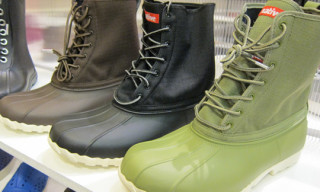 Native Duck Boot Fall 2011