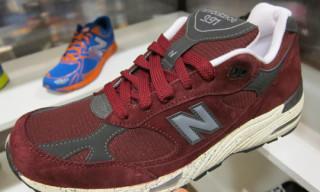 New Balance 991 Fall 2011