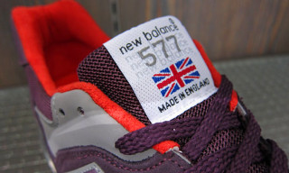 New Balance 'Made in England' 577 Fall 2011