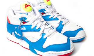 Packer Shoes x Reebok Court Victory Pump
