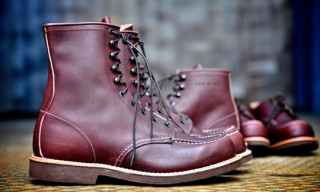 Red Wing Autumn/Winter 2011 Oxblood Series