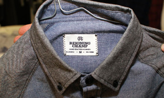 Reigning Champ Button Down Shirts Fall 2011