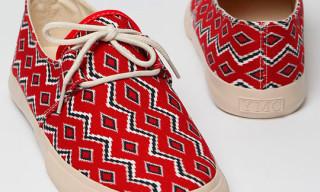YMC Lace-Up Deck Shoes