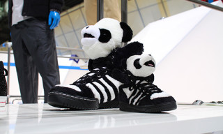 adidas Originals by Originals Jeremy Scott 'Panda' Sneakers