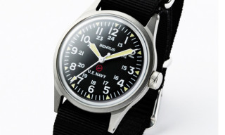 uniform experiment x Benrus Original Military Watch Spring/Summer 2011