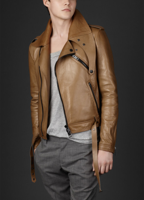 burberry prorsum nappa leather biker jacket highsnobiety