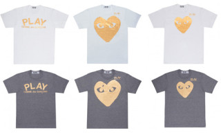 Comme des Garcons PLAY Spring/Summer 2011 T-Shirts