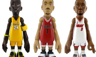 CoolRain x MINDstyle x NBA Collector Series 1