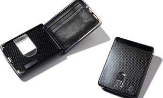 dunhill Carbon Fiber Biometric Wallet