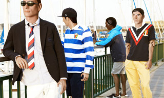 F.C.R.B. Spring/Summer 2011 Lookbook