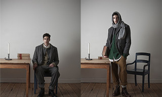 Frost Birgens Fall/Winter 2011 Collection Preview