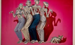 """Hajime Sorayama """"1970-2010"""" Exhibition at Gering & López Gallery – Recap"""