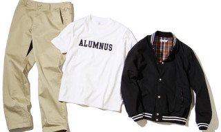 "Head Porter Plus Spring/Summer 2011 ""Alumnus"" Collection"