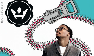 Highsnobiety Magazine Issue 2: Lupe Fiasco vs. Eric Elms