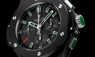 Hublot x GreenGo 40th Anniversary Big Bang