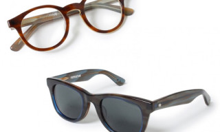 Kaneko Optical for Nonnative Spring/Summer 2011 Eyewear