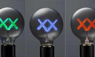 Standard Hotels x Kaws Light Bulbs