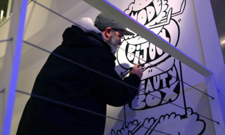 Kevin Lyons Exhibition at colette – Recap
