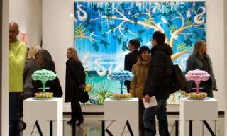 """Kenny Scharf """"Naturafutura"""" at Paul Kasmin Gallery – Recap"""