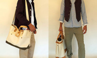 Levi's Made & Crafted Spring/Summer 2011 Collection Lookbook