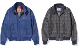 Luker by Neighborhood x Baracuta G9 Jackets