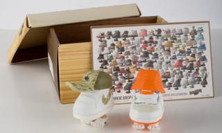 maharishi x Michael Lau Toy Collection